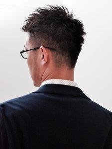 ビジネス向けベリーショートヘアー画像